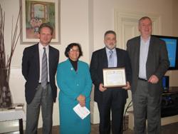 Adolphe Succar AFP Award
