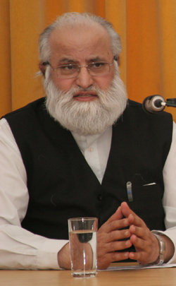 Imam Dr Abduljalil Sajid photo