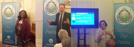 Universal Peace Federation Intro