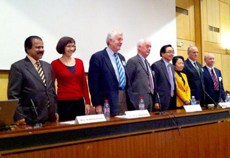 Panel Speakers UNESCO Conference