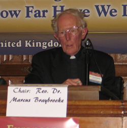 Rev Dr Marcus Braybrooke