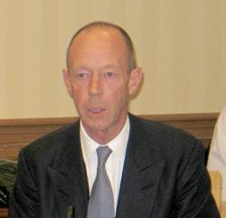 Brigadier James Ellery CBE Speaking