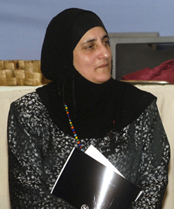 Anjum Anwar, Dialogue Officer of Blackburn Cathedral and contributor to the book