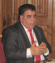 Cllr Liaquat Ali MBE JP