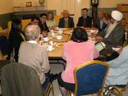Community Cohesion Working Group meeting
