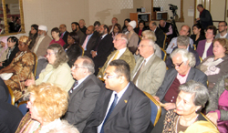 Joint Faiths Celebration audience April 15th 2010
