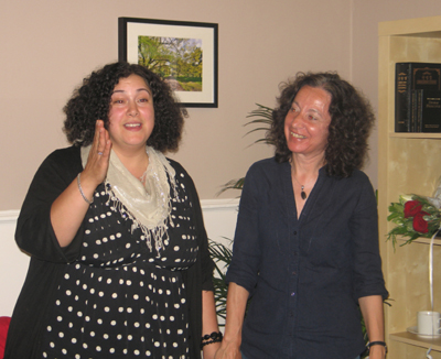 Manal Timraz and Barbara Payman Forgiveness and Reconciliation