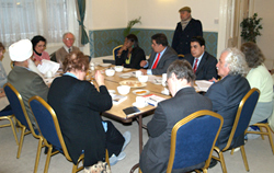 Community Cohesion Committee meeting