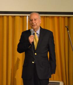 Prof Akbar Ahmed