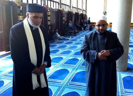 Regents Park Mosque Imam and Sheikh Dr Ramzy