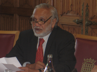 Prof Lord Parekh