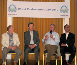 World Environment Day 2010 Panel