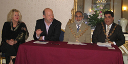 Jewish Muslim Friendship Evening Panel