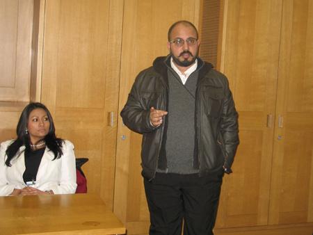 Ajay Rai www.congojustice.org