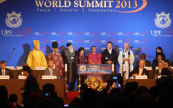 Interfaith Prayers at UPF World Summit