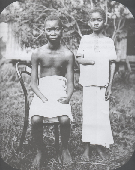 DR Congo old photo