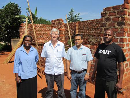 IRFF Visit to Uganda