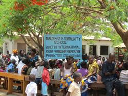 MacKensie Community School Uganda