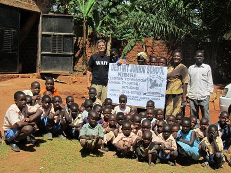 IRFF Destiny School Uganda