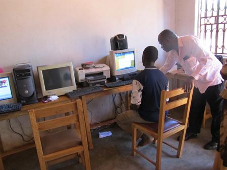 IRFF Computer Room