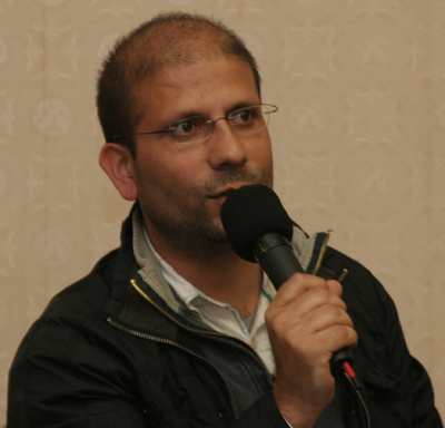 Murtaza Shibli speaking
