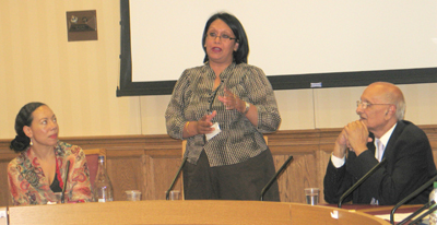 Baroness Verma Speaking