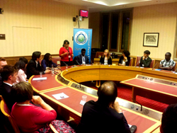 Youth Engagement in Politics Hosted by Baroness Verma