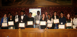 Youth Achievement Awards 2015