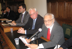 Front Panel Immigrants Contribution to the UK, Lord Parekh, Keith Best  and Tom Brake MP