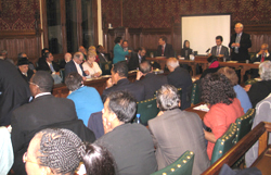 House of Commons Committee Room Audience