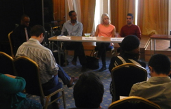 Youth UPF Training Day Panel